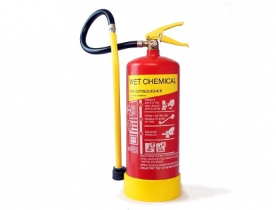 6 Litre Wet Chemical Fire Extinguisher